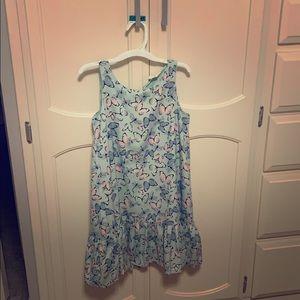 Beautiful butterfly dress for kids